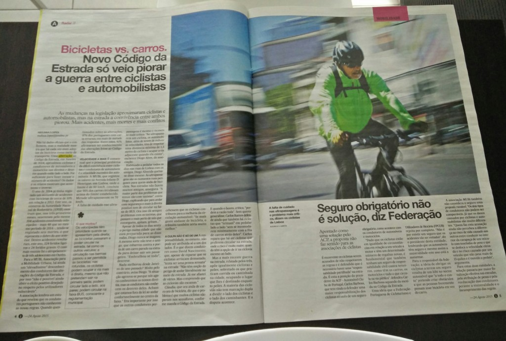 Jornal i Agosto 2015